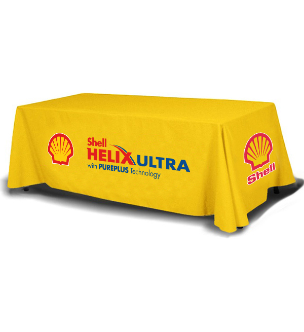 6ft. Table Covers