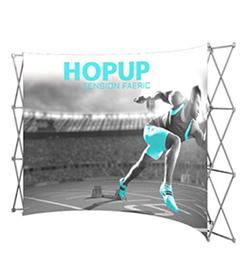 Hopup Popup Display