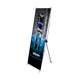 X-Frame Banner Stands