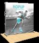 Hopup 8ft Popup Display (Straight)