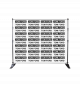 Step and Repeat Backdrop – 8′ W x 8′ H