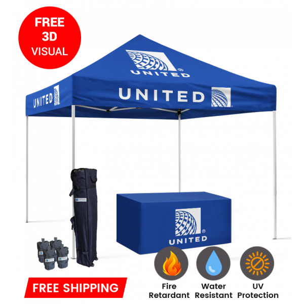 personalized canopy covers