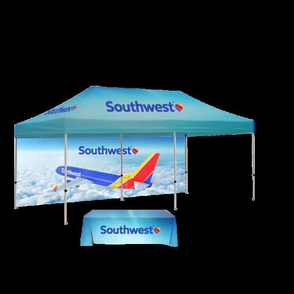 event custom canopy tent