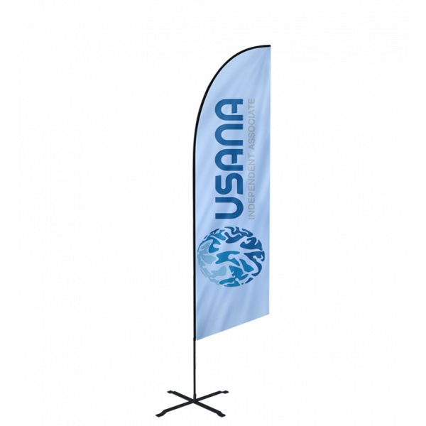 marketing flags and banners