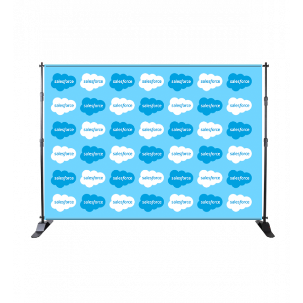 Step and Repeat Backdrop – 9′ W x 8′ H