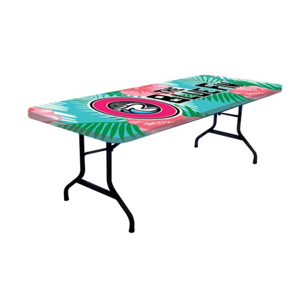 Stretch Table Topper - 4ft
